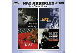 Nat Adderley - 4 Classic Albums [CD]