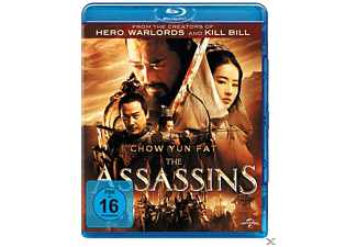 The Assassins - (Blu-ray)