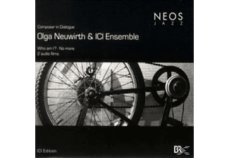 Olga & Ici Ensemble Neuwirth - Who I am? No more - (5 Zoll Single CD (2-Track))