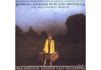 Barbara Dickson - Blood Brothers - (CD)