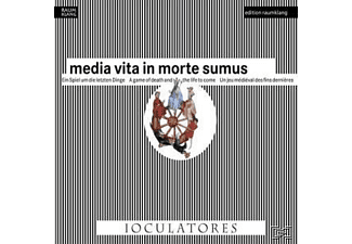 Ioculatores - Media Vita In Morte Sumus [CD]