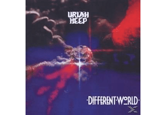 Uriah Heep - Different World - (CD)
