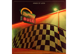 Kings Of Leon - MECHANICAL BULL (DELUXE) [CD]
