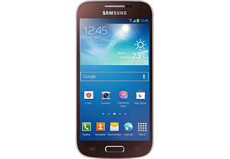 SAMSUNG Galaxy S4 mini 8 GB Braun