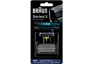 BRAUN 31B Series 3 Folie en Messenblok