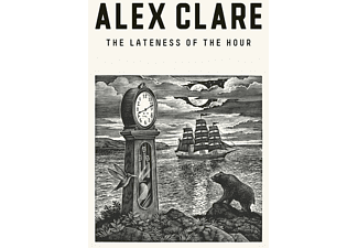 Alex Clare The Lateness Of The Hour Pop CD