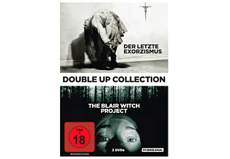 Der letzte Exorzismus / The Blair Witch Project (Double Up Collection) [DVD]