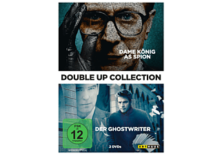 Dame König As Spion / Der Ghostwriter (Double Up Collection) [DVD]