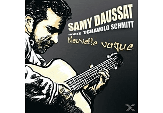 Samy Daussat - Nouvelle Vague [CD]
