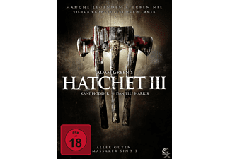 Hatchet 3 [DVD]