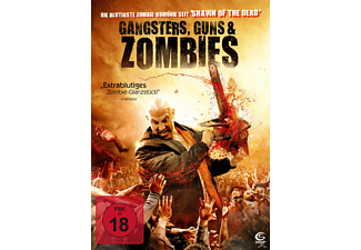 Gangsters, Guns And Zombies - (DVD)