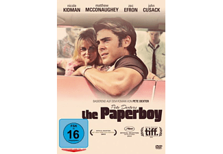 The Paperboy - (DVD)