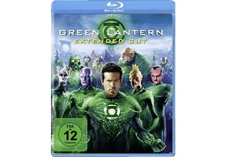 Green Lantern (Extended Cut) Action Blu-ray
