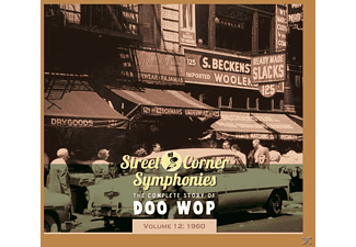 Various - Street Corner Symphonies Vol.12 1960 [CD]
