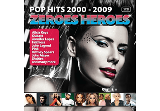 VARIOUS - Zeroes Heroes / Pop Hits 2000-2009 - (CD)