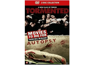 Tormented/Autopsy | DVD