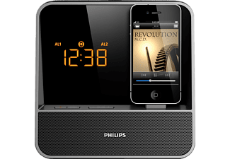 philips aj5350d radiowecker mit dock f r ipod iphone. Black Bedroom Furniture Sets. Home Design Ideas