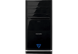 MICROSTAR Professional I31000 Desktop-PC (Intel i3-4150, 3,5 GHz, 1 TB )