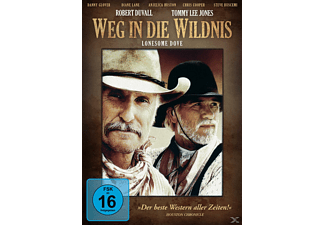 WEG IN DIE WILDNIS (LONESOME DOVE) - (DVD)