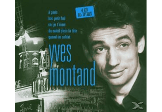 Yves Mont - Yves Montand - (CD)