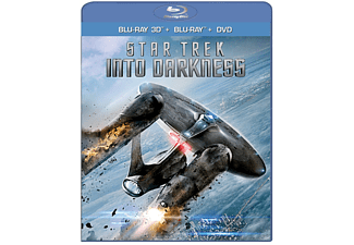 Star Trek Into Darkness | 3D Blu-ray