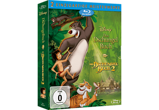Das Dschungelbuch 1&2 (Diamond Edition 2013) [Blu-ray]