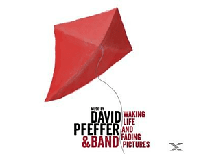 David & Band Pfeffer - WAKING LIFE AND FADING PICTURES [CD]