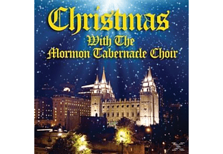 Mormon Tabernacle Choir - Christmas With The Mormon Tabernacl [CD]