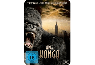 APES - KONGA (METALLBOX-EDITION) [DVD]