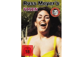 VIXEN (KINOEDITION) - (DVD)