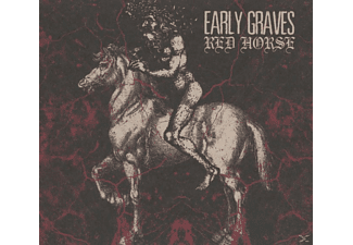 Early Graves - Red Horse [CD]