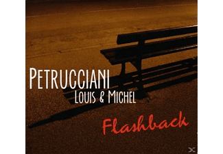 Louis & Michel Petrucciani - Flashback [CD]