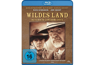 WILDES LAND-RETURN TO LONESO - (Blu-ray)