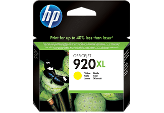 HP 920XL yellow eredeti patron (CD974AE)