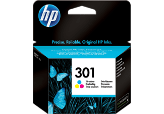 HP 301 color eredeti patron (CH562EE)