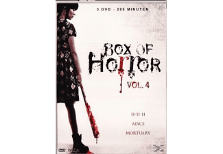 Box Of Horror - Volume 4 | DVD