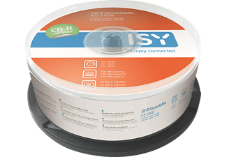 ISY ICD-1000 CD-R 25er Spindel CDR