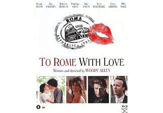 To Rome With Love | Blu-ray