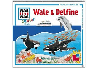 WAS IST WAS Junior: Wale & Delfine - (CD)