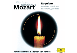 Berlin Philharmonic & Herbert von Karajan - Requiem (CD)