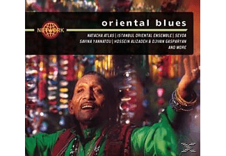 VARIOUS - Oriental Blues - (CD)