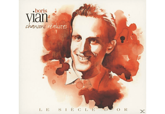 Boris Vian - Chansons Realistes - (CD)