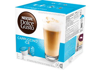 DOLCE GUSTO Cappuccino Ice 16 Kapseln/8 Getränke