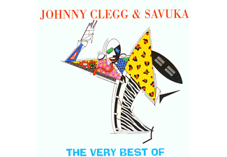 Savuka - The Very Best Of - (CD)