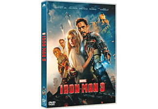 Iron Man 3 Action DVD