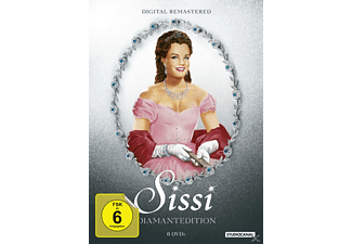 Sissi Teil 1-3 (Diamantedition) [DVD]