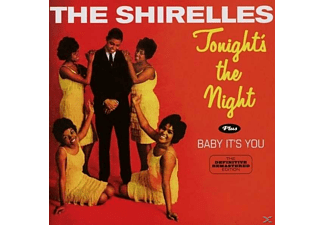 The Shirelles - Tonight's The Night / Baby It's You - (CD)
