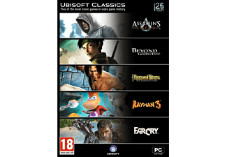 Compilation Ubisoft Classics 25th Birthday