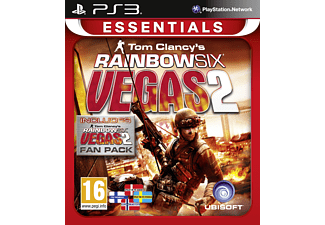Rainbow Six: Vegas 2 - Complete Edition Essentials PS3