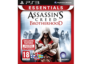 Assassin's Creed: Brotherhood Essentials PS3
